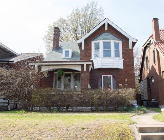 5807 S Grand Boulevard, St Louis, MO 63111 (#18032487) :: Clarity Street Realty