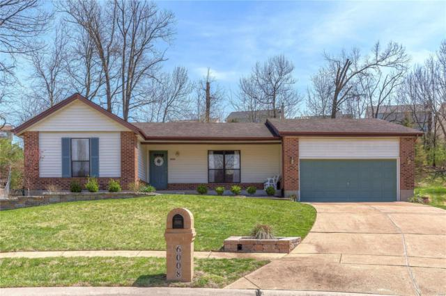 6008 Bissonnet Court, St Louis, MO 63129 (#18032564) :: Clarity Street Realty