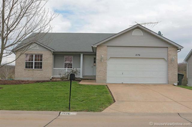 2126 Prairie Glen, Herculaneum, MO 63048 (#18032565) :: Clarity Street Realty