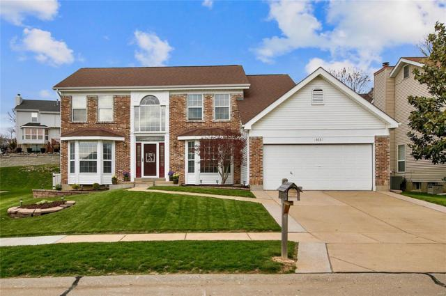10337 Topaz Spring, St Louis, MO 63123 (#18032633) :: Clarity Street Realty