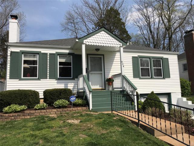 924 N Geyer, Kirkwood, MO 63122 (#18032778) :: Clarity Street Realty