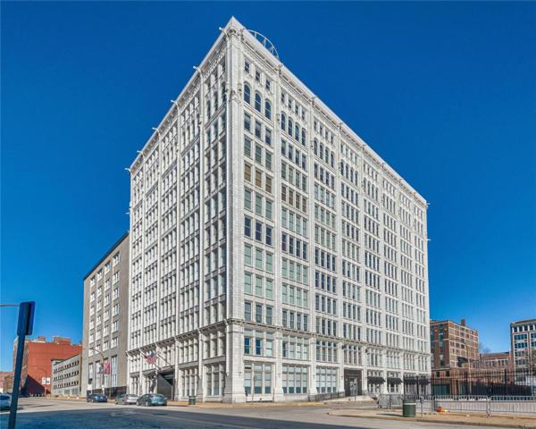 1501 Locust Street #1102, St Louis, MO 63103 (#18032850) :: St. Louis Finest Homes Realty Group