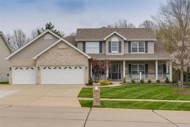 131 Berkshire Downs Drive, Saint Peters, MO 63376 (#18032873) :: Clarity Street Realty
