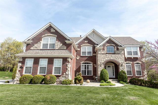9208 Caddyshack Circle, Sunset Hills, MO 63127 (#18033059) :: The Becky O'Neill Power Home Selling Team