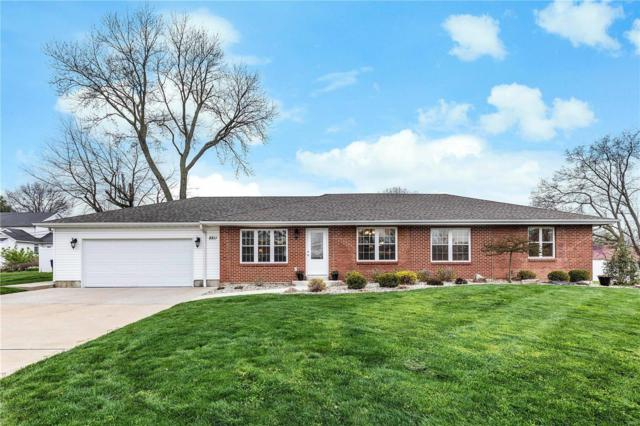 8811 Watson Woods Court, Crestwood, MO 63126 (#18033164) :: Clarity Street Realty