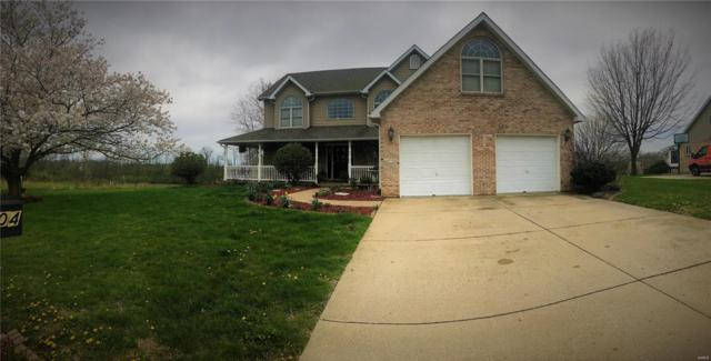 2704 Timberline Drive, Belleville, IL 62226 (#18033170) :: Clarity Street Realty