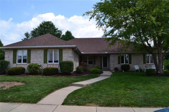 178 Summerlin Ridge, O'Fallon, IL 62269 (#18033226) :: Fusion Realty, LLC