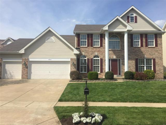 121 Derbyshire Lane, Dardenne Prairie, MO 63368 (#18033358) :: The Kathy Helbig Group