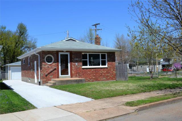 5615 Arendes Drive, St Louis, MO 63116 (#18033598) :: Sue Martin Team