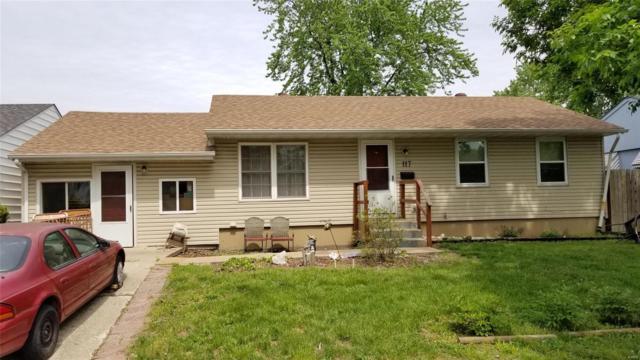 117 Wilson Park Lane, Granite City, IL 62040 (#18033604) :: Fusion Realty, LLC