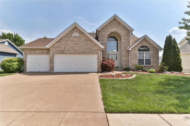 1836 Hackmann Hollow, Wentzville, MO 63385 (#18033682) :: Kelly Hager Group | Keller Williams Realty Chesterfield