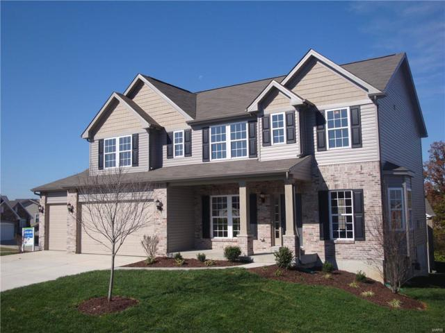 1 Princeton @ Wilson Estates Court, Oakville, MO 63376 (#18033705) :: PalmerHouse Properties LLC