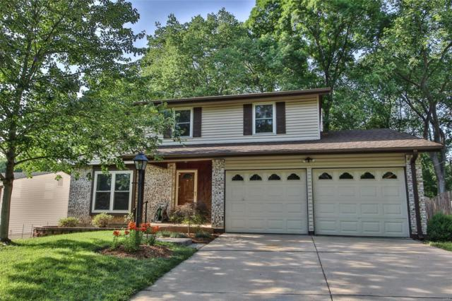 1055 Briarhurst Drive, Manchester, MO 63021 (#18033747) :: The Becky O'Neill Power Home Selling Team