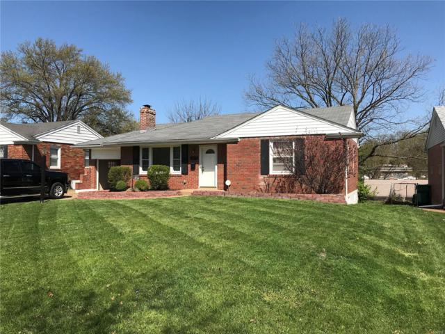 1249 Edgewater Drive, St Louis, MO 63137 (#18033963) :: PalmerHouse Properties LLC