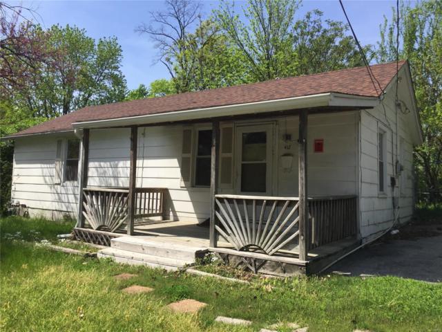 417 Scenic, St Louis, MO 63137 (#18033993) :: Sue Martin Team