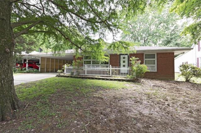 1405 Mississippi Street, Cape Girardeau, MO 63701 (#18034039) :: Sue Martin Team