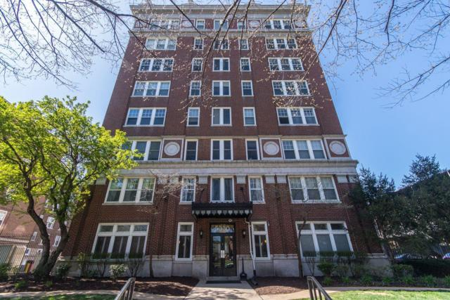 5330 Pershing Avenue #601, St Louis, MO 63112 (#18034078) :: St. Louis Finest Homes Realty Group