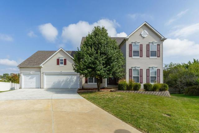 8131 Edenbrook Drive, Dardenne Prairie, MO 63368 (#18034085) :: PalmerHouse Properties LLC