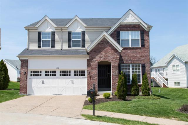 142 Blue Water Drive, Saint Peters, MO 63366 (#18034138) :: Clarity Street Realty