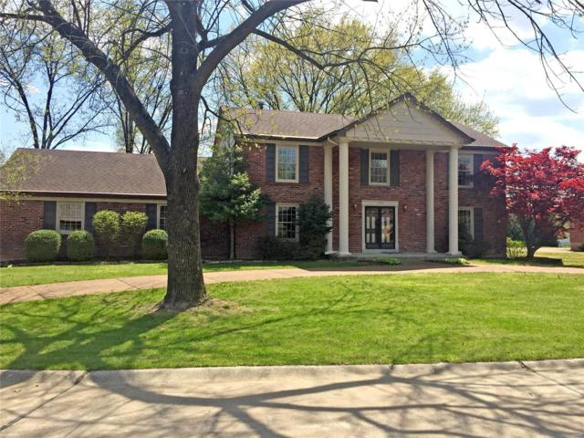 10706 Burrow, Sunset Hills, MO 63128 (#18034228) :: The Becky O'Neill Power Home Selling Team
