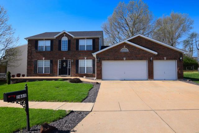 2680 Queen Bee Lane, Oakville, MO 63129 (#18034419) :: PalmerHouse Properties LLC