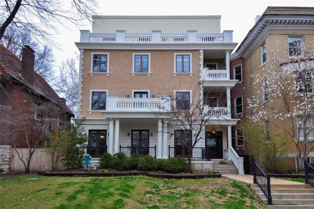 4411 Mcpherson Avenue #1, St Louis, MO 63108 (#18034600) :: PalmerHouse Properties LLC