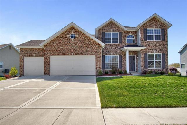 119 Forest Oaks Drive, Caseyville, IL 62232 (#18034691) :: Fusion Realty, LLC