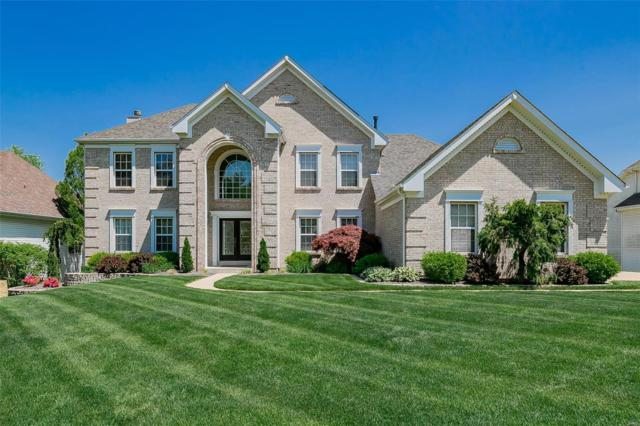 12774 Wynfield Pines Court, Des Peres, MO 63131 (#18034711) :: Clarity Street Realty