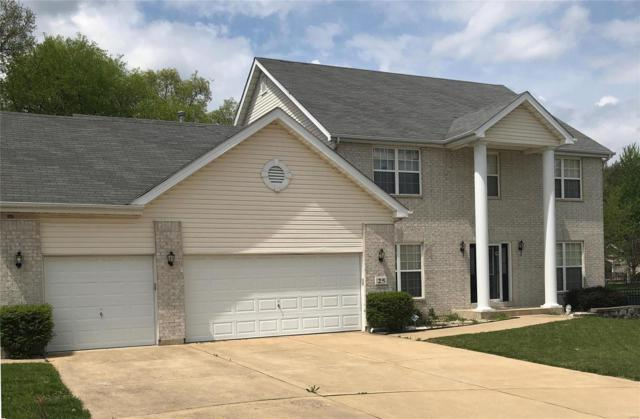 25 Trailblazer Court, Dardenne Prairie, MO 63368 (#18034982) :: The Kathy Helbig Group