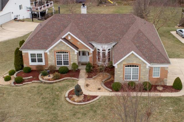 32 Grasmere Court, Lake St Louis, MO 63367 (#18035023) :: Clarity Street Realty