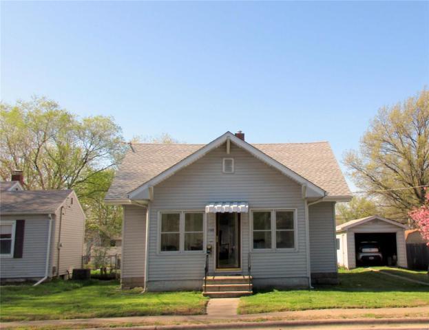 108 E 1st Street, Hartford, IL 62048 (#18035098) :: Sue Martin Team