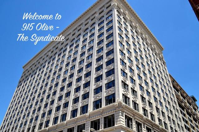 915 Olive #1002, St Louis, MO 63101 (#18035348) :: Clarity Street Realty