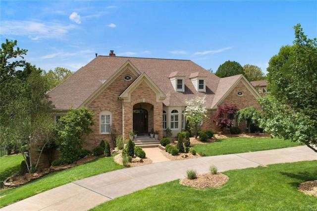 12826 Topping Woods Estate Drive, Town and Country, MO 63131 (#18035448) :: RE/MAX Vision