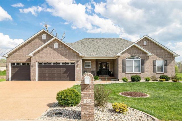 482 Oak Field, Washington, MO 63090 (#18035471) :: St. Louis Finest Homes Realty Group