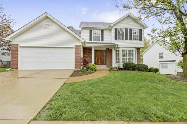 1136 Big Bend Station Drive, Manchester, MO 63088 (#18035538) :: The Becky O'Neill Power Home Selling Team