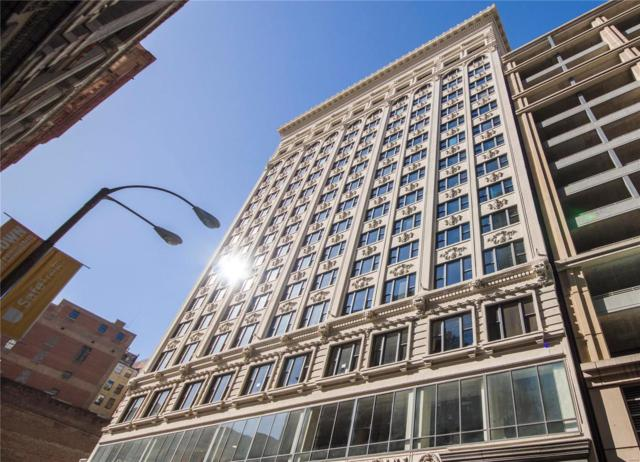 915 Olive Street #1408, St Louis, MO 63101 (#18035579) :: RE/MAX Vision