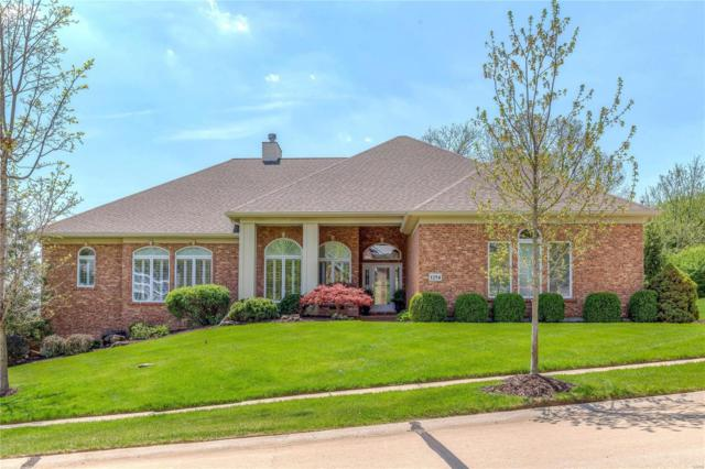 1254 Polo Lake Drive, Ellisville, MO 63021 (#18035719) :: The Becky O'Neill Power Home Selling Team