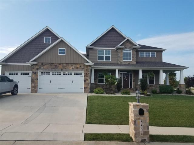 8804 Wendell Creek Drive, Saint Jacob, IL 62281 (#18035728) :: The Kathy Helbig Group