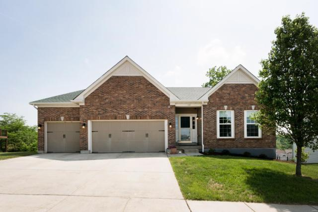 137 Wilmer Valley Drive, Wentzville, MO 63385 (#18036003) :: Barrett Realty Group