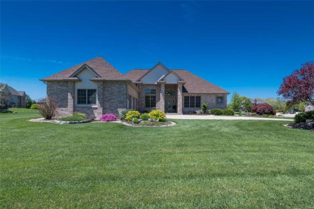 12 Fox Hollow Court, Edwardsville, IL 62025 (#18036152) :: St. Louis Finest Homes Realty Group