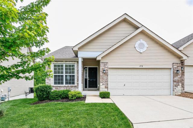 172 Baxter Commons Drive, Manchester, MO 63011 (#18036167) :: Kelly Hager Group | Keller Williams Realty Chesterfield