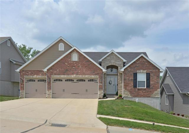 4013 Amberleigh Parkway, Imperial, MO 63052 (#18036184) :: Team Cort