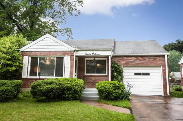 1207 Lanvale Drive, Webster Groves, MO 63119 (#18036209) :: RE/MAX Vision