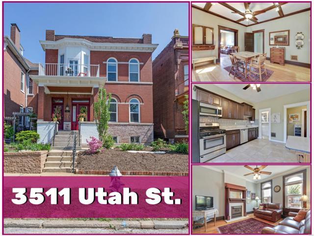 3511 Utah Street, St Louis, MO 63118 (#18036615) :: Sue Martin Team