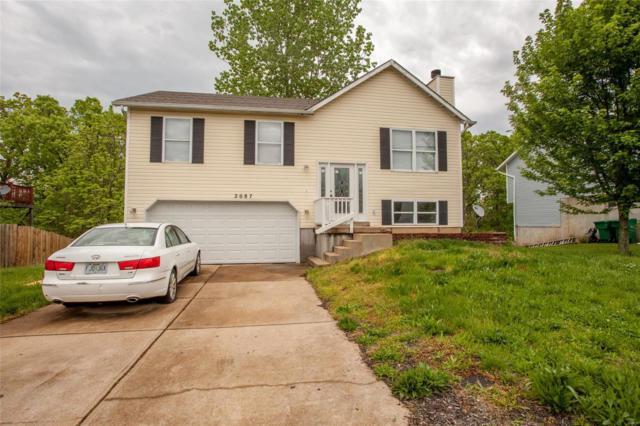 2087 Birchwood Drive, Barnhart, MO 63012 (#18036821) :: PalmerHouse Properties LLC