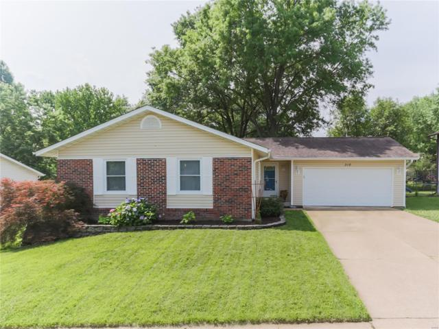 310 Oakfield Drive, Ballwin, MO 63021 (#18036830) :: St. Louis Finest Homes Realty Group
