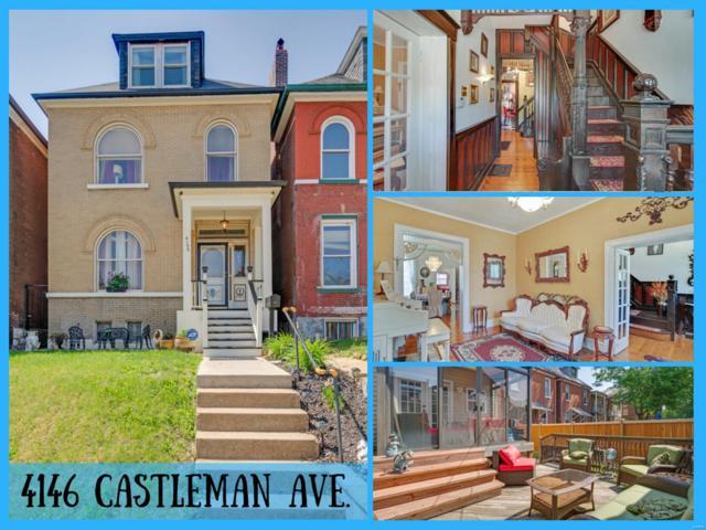 4146 Castleman Avenue, St Louis, MO 63110 (#18036876) :: Clarity Street Realty