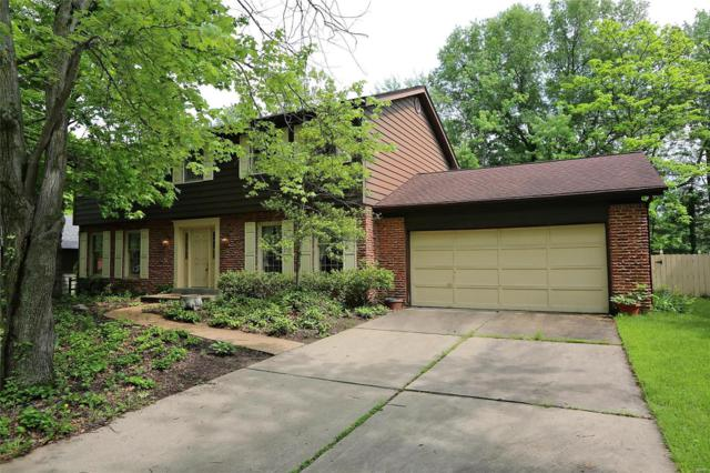 15658 Heathercroft Drive, Chesterfield, MO 63017 (#18036981) :: RE/MAX Vision