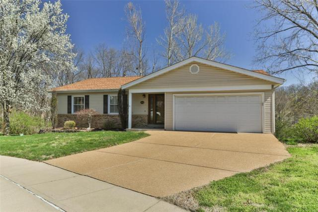 4602 Lodgewood Lane, Unincorporated, MO 63128 (#18037067) :: Clarity Street Realty