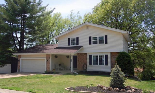 644 Lakewood Drive, Lake St Louis, MO 63367 (#18037090) :: Barrett Realty Group